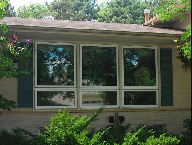 replacement windows in Corono, CA